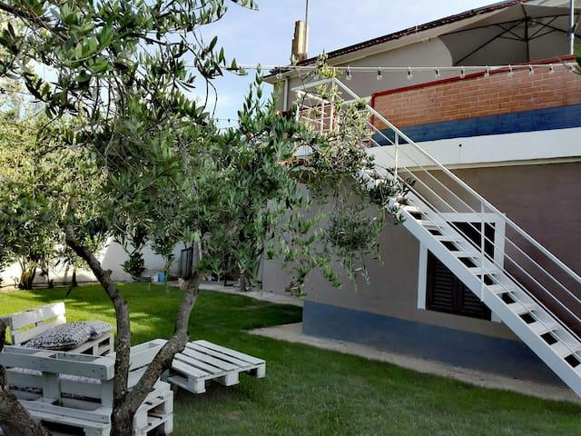 """Appartamento """"Terrazza Miramare"""" tra mare e natura"""