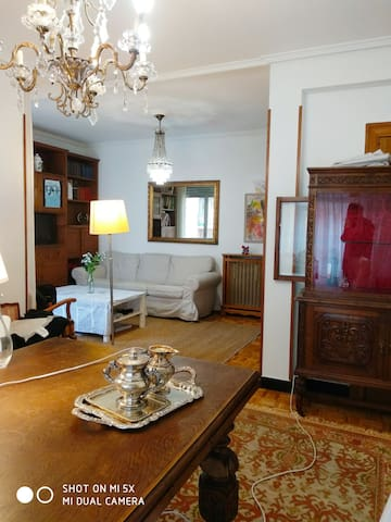 vitoria center luxus flat with 2 rich breakfast