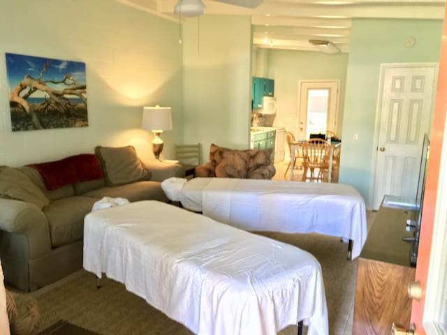 Sandy Toes Romantic Couples Massage A - Jekyll Island - Huis