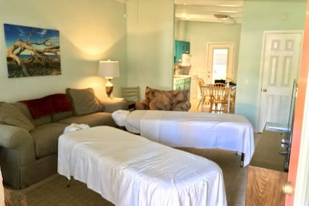 Sandy Toes Romantic Couples Massage A - Jekyll Island - House