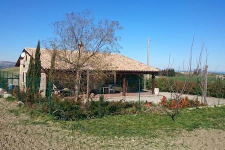 Villetta indipendente - Montenero di Bisaccia - Rumah