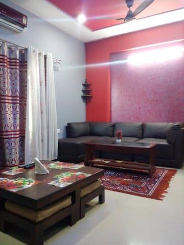 HOME away Home @ North Goa, India - Penha de França - Lägenhet