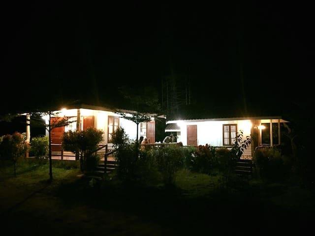 บ้านพักตากอากาศ@เขาค้อ #1 Natural Home for Rent !! #1