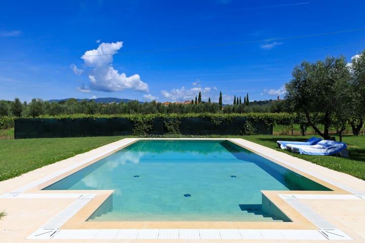 Casa Montecarlo Lucca Countryhouse - Montecarlo - Casa de camp