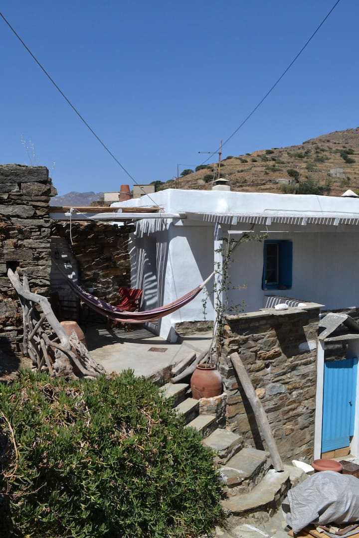 Small Cute House In Tradiotional Village Agapi