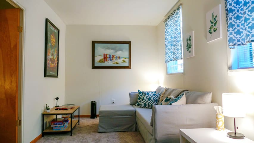 Cozy Suite in the Heart of Queen Anne