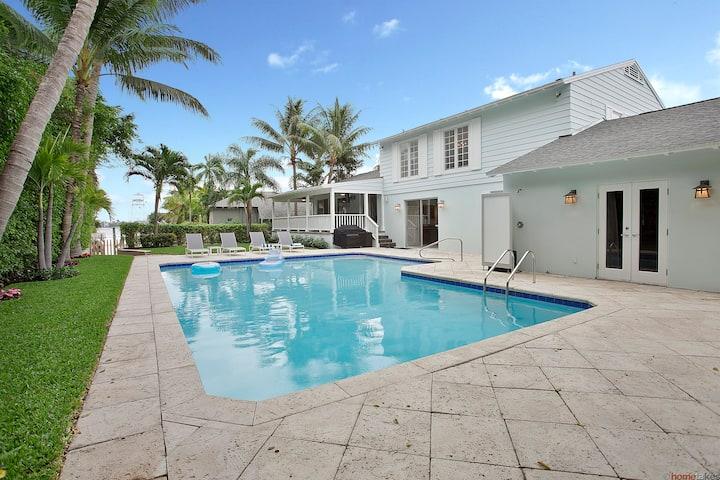 A Luxury Mini Resort in West Palm!