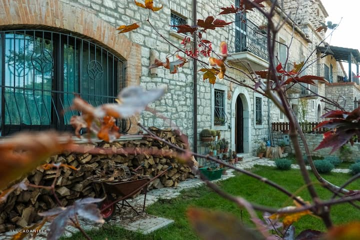Green Pine House // Benevento