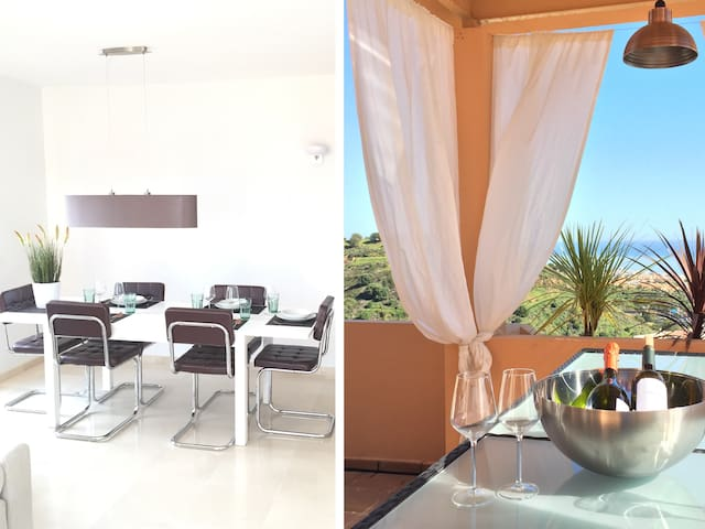 ☀️LUXURIOUS DREAM SEA VIEW PENTHOUSE -3 BEDROOMS☀️