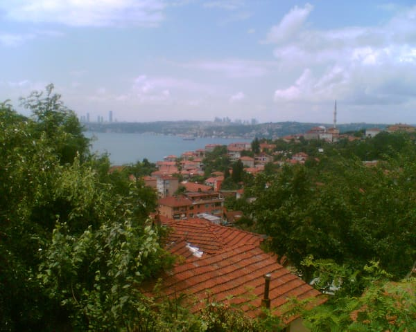 A house with a garden (with Bosphorus view) - Beykoz - Casa