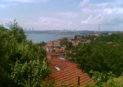 A house with a garden (with Bosphorus view) - Beykoz