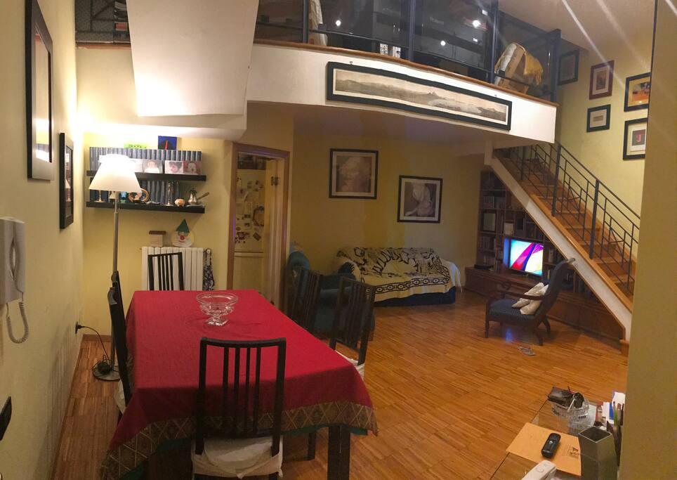 Il soggiorno (foto 2)