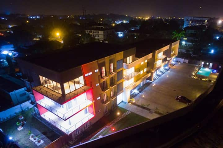Luxury 3-Bedroom Apartment in Cantoments Accra -10