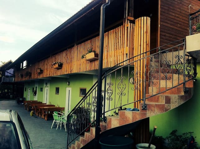 Open green house & arthouse, Tabor, Slovenia