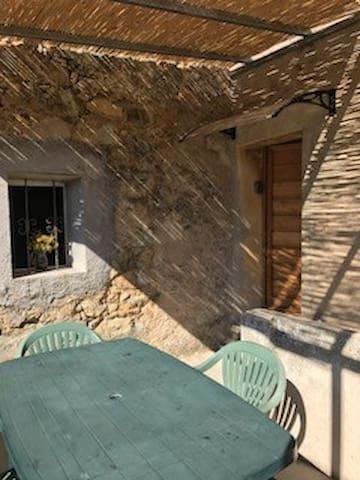 Maison de Village de Montagne
