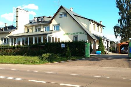 Apartament na poddaszu - Zblewo - Pis
