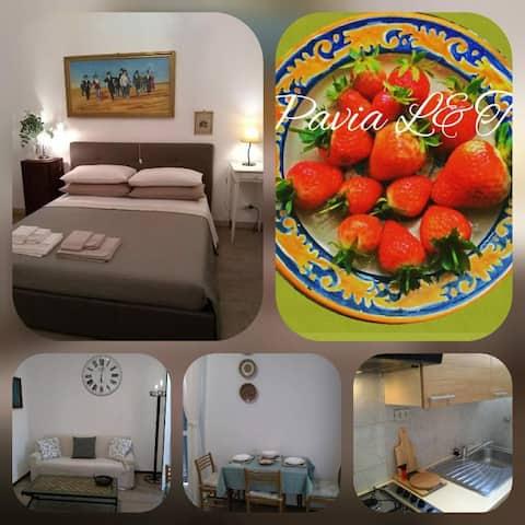Appartamento Pavia L&T