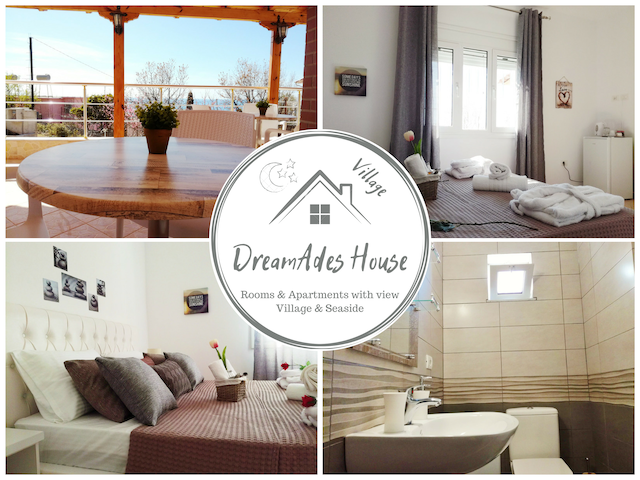DreamAdes House - Village, Bedroom with view