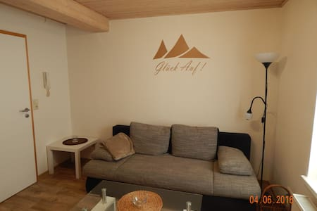 Ferienwohnung Schlupfwinkel  Clausthal-Zellerfeld - Clausthal-Zellerfeld - 公寓