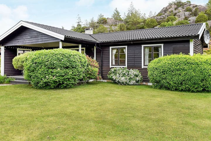 4 star holiday home in Bovallstrand