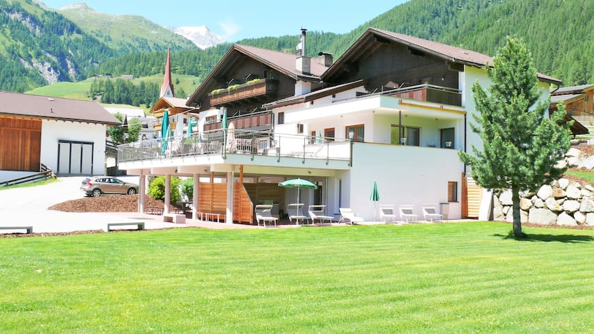 Appartament Hotel Knoll*** Lappach Südtirol - Lappago - Bed & Breakfast