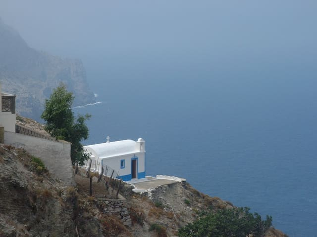 DiaSo House of Olympos - Olympos - Appartement