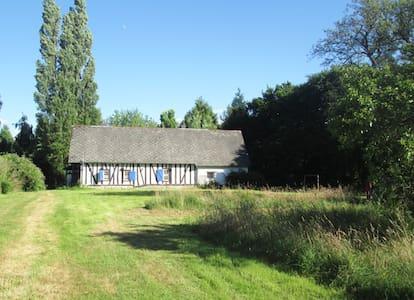 Maison normande spacieuse, Le clos Harmonie - Landepéreuse - Haus