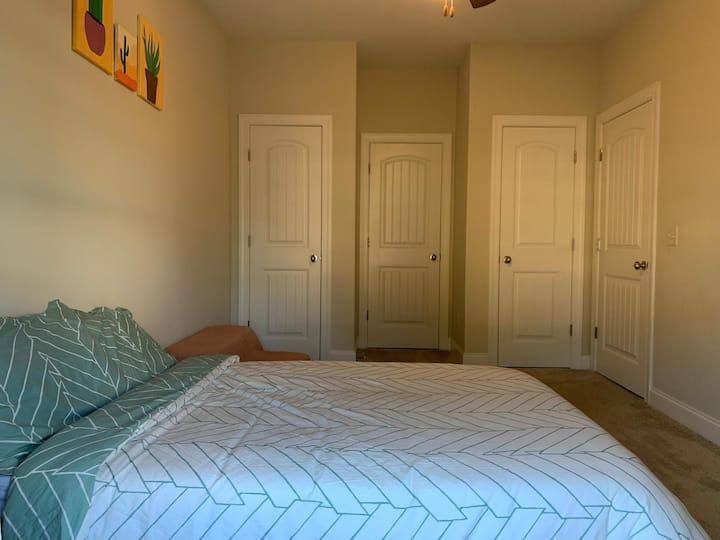 Private Bedroom & Bathroom
