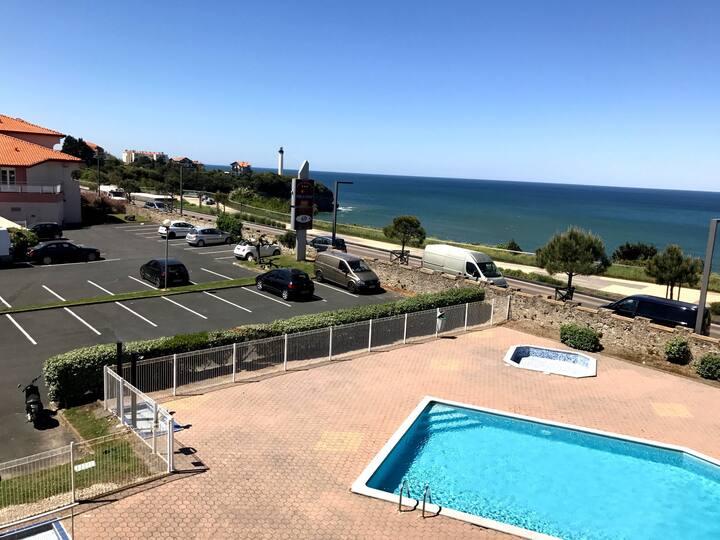 Appartement entre Plage et Golf de Biarritz