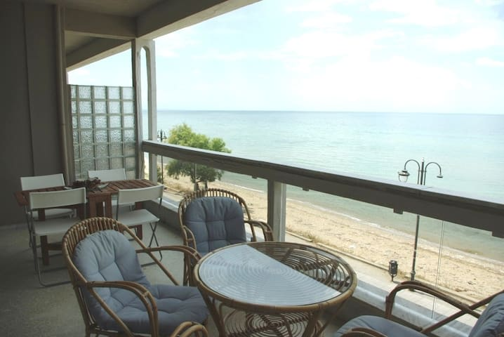 Seafront appartment - Thessaloniki - Lejlighed