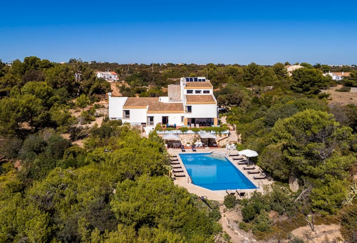 Villa Quinta da Marinha met een magisch zeezicht