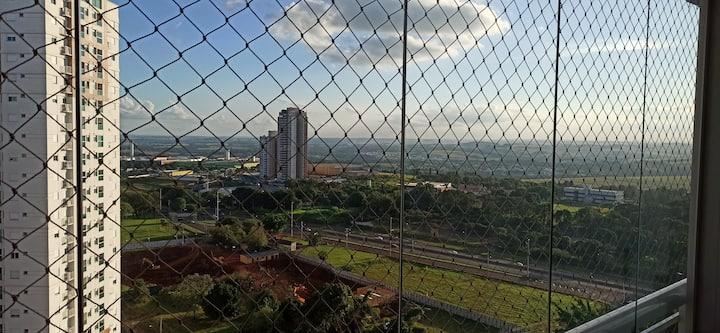 Apartamento completo ed. Liberty Towers Londrina