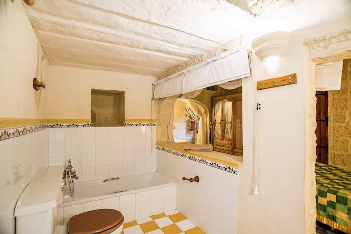 malta,gozo,farmhouse,pool,jacuzzi,villa - L-Għarb - Casa
