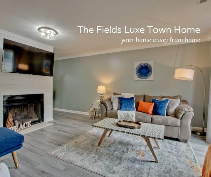The Fields Luxe Town Home