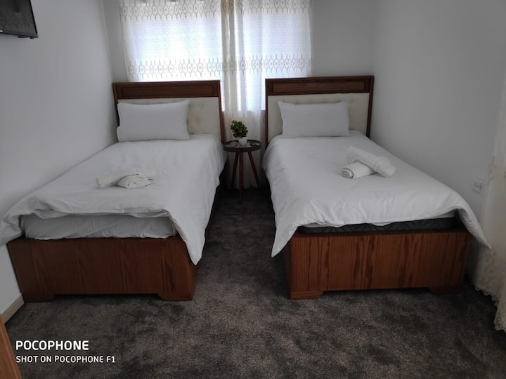 Damascus Gate Rooms
