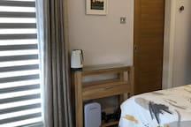 Modern Double room including continental breakfast