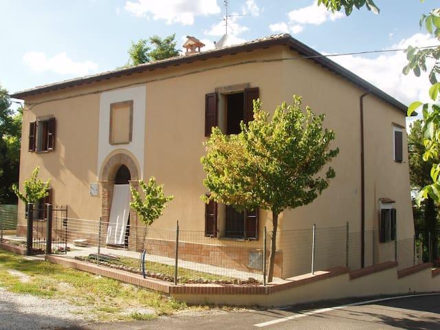 Spazioso appartamento in collina - Strigara-serra - Apartment