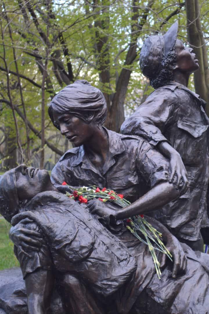Vietnam Nurses  Memorial