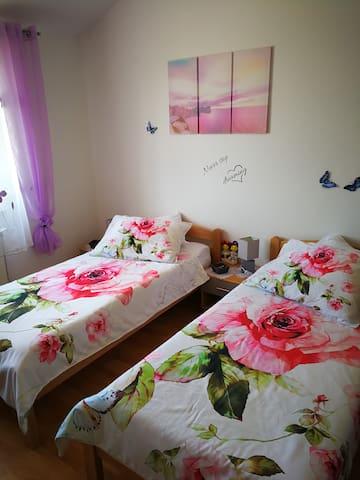 2 krevetna soba