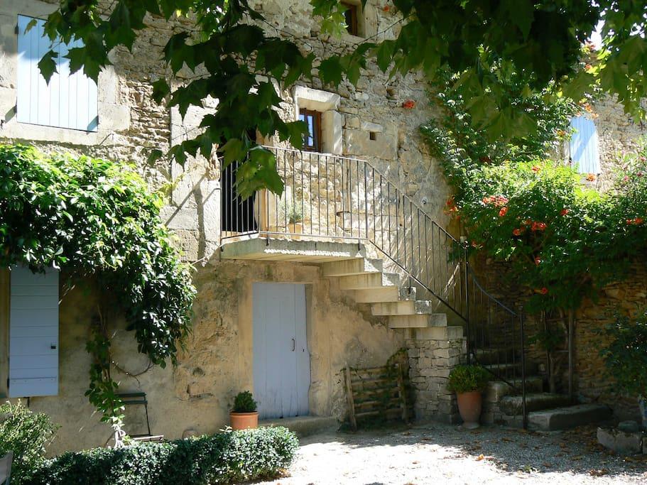 Wine Cave Studio (exterior)