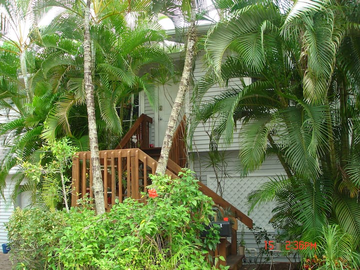 Treetops Guest Cottage on the Imperial River