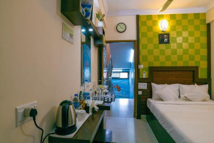 Modern Rooms at Bluebell near Cochin Airport