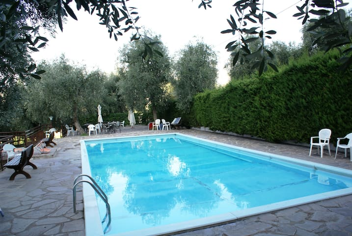 "Apartament ""Luna"" - Panoramablick-Pool-Wifi"