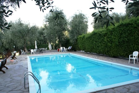 """Apartament """"Luna"""" - Panoramablick-Pool-Wifi - Malcesine"""