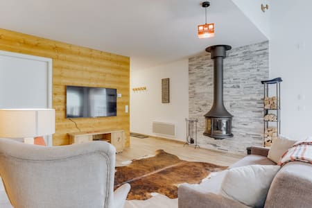 COSY 3 ROOMS APARTMENT FOR 4-6 PERS WITH FIRE PLACE