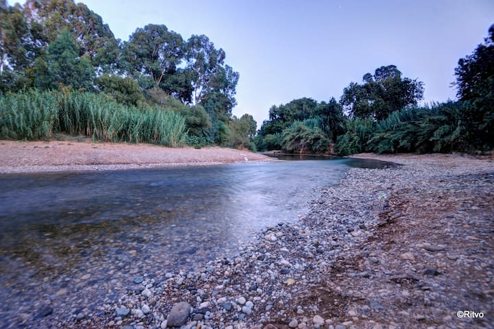 Oren On The River