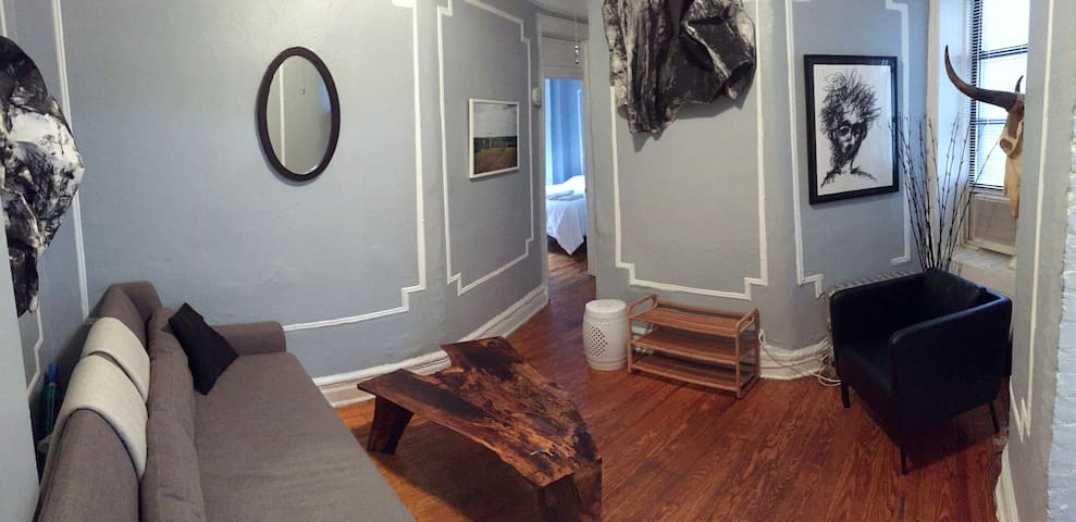 Artist Apartment in Heart of West Village - New York - Apartment