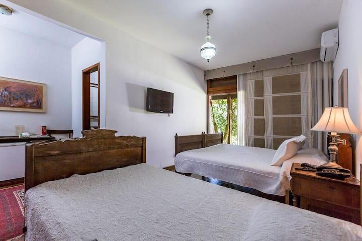 Suite Luxo no Atelier Molinaro
