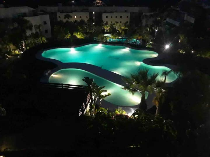 Marbella Oasis of Silence 2 Bed apartment