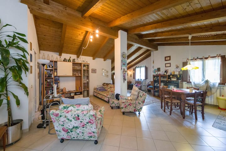 Holidays in the hills near Savona - Cengio Alto - Maison